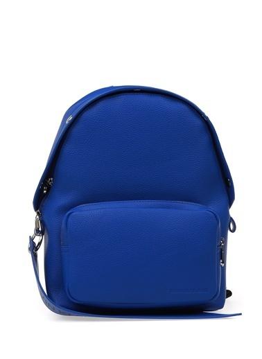 Calvin Klein Sırt Çantası Mavi
